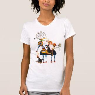 Festival del unicornio camiseta