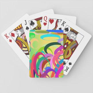 Festival del verano baraja de cartas