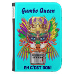 Festival Gumbo Queen View Hints please Case For The Kindle