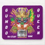 Festival Gumbo Queen View Hints please Mousepad