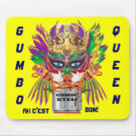 Festival Gumbo Queen View Hints please Mousepads
