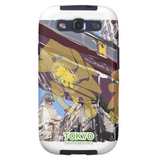 Festival in tokyo sightseeing galaxy s3 cases