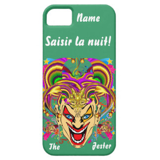 Festival Jester Important View Hints please iPhone 5 Cover