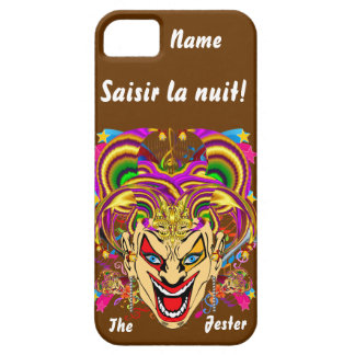 Festival Jester Important View Hints please iPhone 5 Covers