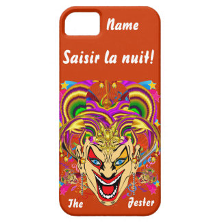 Festival Jester Important View Hints please iPhone 5 Cases