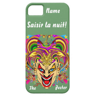 Festival Jester Important View Hints please iPhone SE/5/5s Case