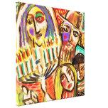 Festival judío de la lona feliz de Chunakkah de la Lona Estirada Galerias