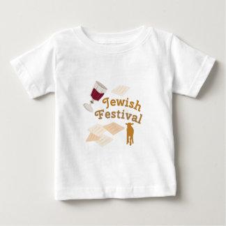 Festival judío playeras