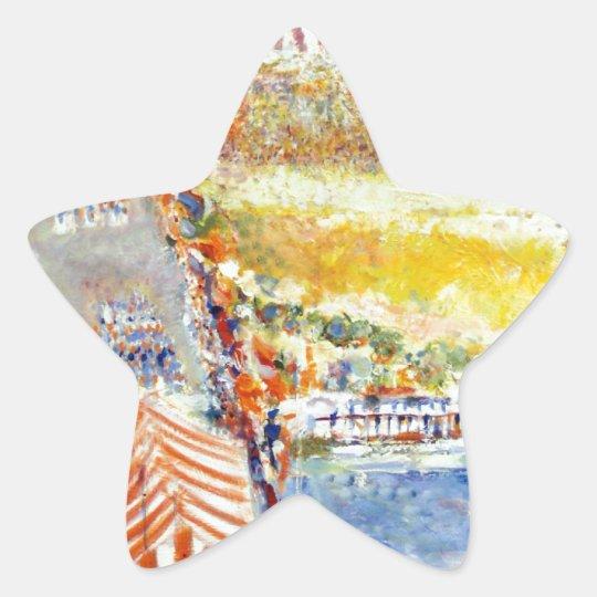 Festival, Lake Havasu City Arizona Star Sticker