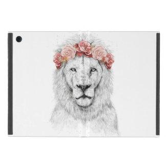 Festival lion cover for iPad mini