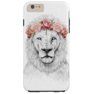 Festival lion tough iPhone 6 plus case