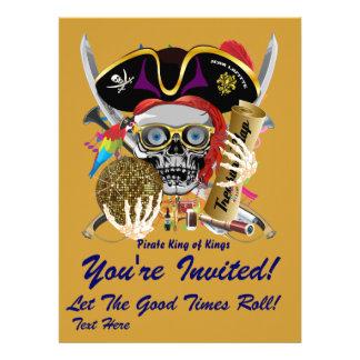 Festival Mardi Gras  Event  Please View Notes Personalized Announcement