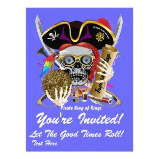 Festival Mardi Gras  Event  Please View Notes Invitations