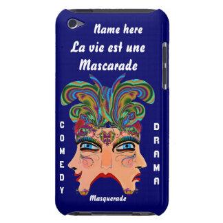 Festival Masquerade Comedy Drama View Hints Plse iPod Touch Case