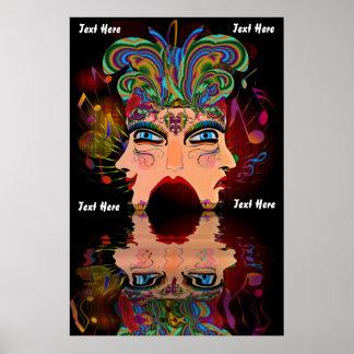Festival Masquerade Comedy Drama View Hints Plse Poster