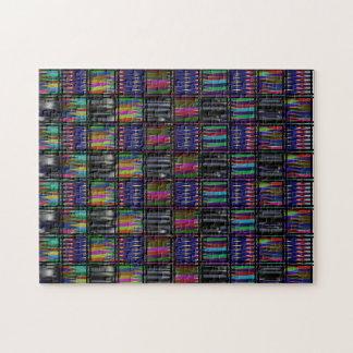 Festival Nights 14x10 Jigsaw Jigsaw Puzzle