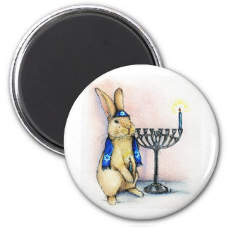Festival of Lights 2 Inch Round Magnet