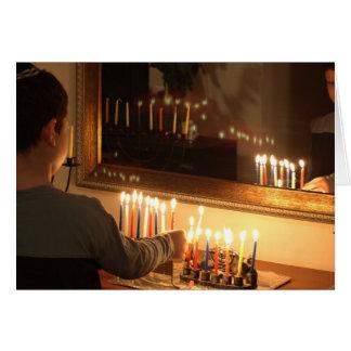 """Festival of Lights"" Card"