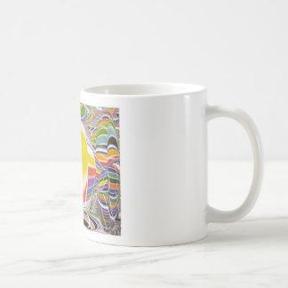 Festival of Lights - Nuit Blance Classic White Coffee Mug