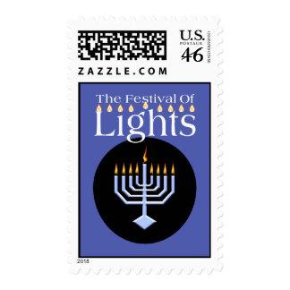 Festival of lights stamp
