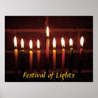 Festival of Lights Print