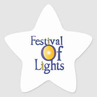 Festival Of Lights Sticker