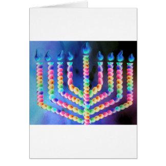 Festival Of Lites Greeting Card