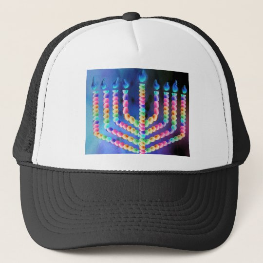 Festival Of Lites Trucker Hat