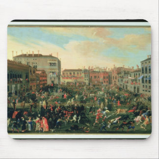 Festival of the Bulls, Campo San Polo Mouse Pad