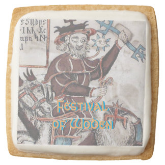 Festival of Woden Party Shortbread Cookies