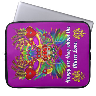 Festival Party Theme  Important  Note Below Computer Sleeve