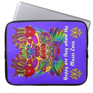 Festival Party Theme  Important  Note Below Laptop Sleeve