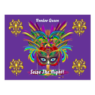 Festival Party Theme  Please View Hints Post Card