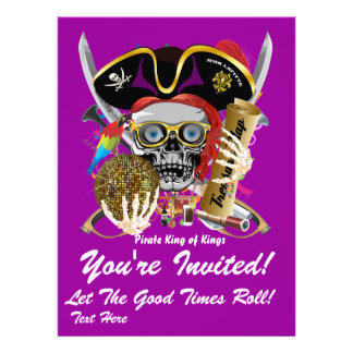 Festival Party Theme  Please View Notes Personalized Invites
