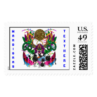 Festival Party Theme  Please View Notes Postage Stamp