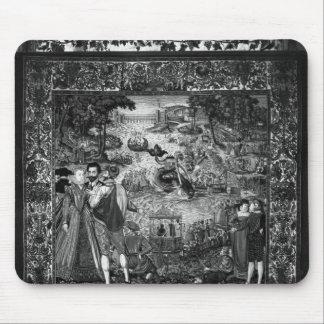 Festivals of Henri III Mouse Pad