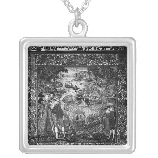 Festivals of Henri III Necklaces