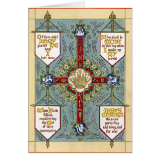 Festivals of the Apostles, evangelists, All Angels Greeting Card