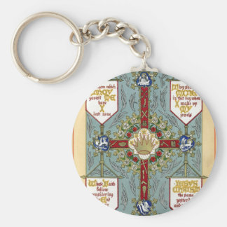 Festivals of the Apostles, evangelists, All Angels Keychain