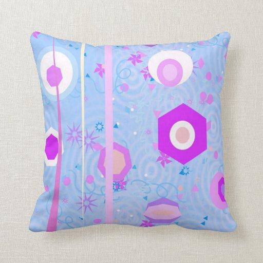 festive American MoJo Pillow