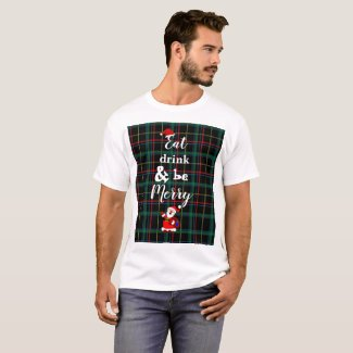 Festive and Fun Christmas Party T-Shirt