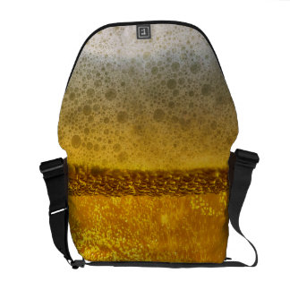 Festive Beer Galaxy a Celestial Quenching Courier Bag