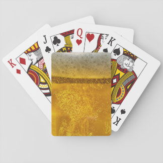 Festive Beer Galaxy a Celestial Quenching Poker Deck