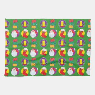 Festive & Bright Kitchen Towels