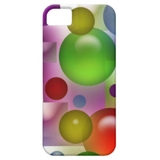 Festive Bubbles IPod Case