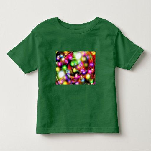 Festive Bubbles Tee Shirt