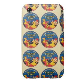 Festive Cake Label Case-Mate iPhone 3 Case