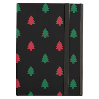 Festive Christmas Tree Patten Case For iPad Air
