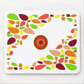 Festive Color Mouse Pad 2