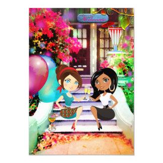 Festive Colorful Housewarming Party Invitation
